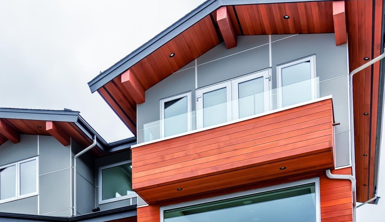 Terasy, lodžie a balkóny